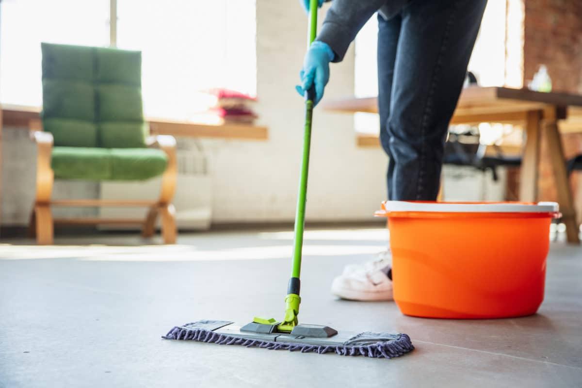 Grand nettoyage de la maison : l'aménagement parfait pour un ménage efficace